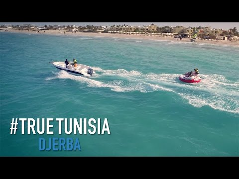 Djerba: water activities, Djerbahood, and the Ghriba... True Tunisia / season 2 (day 9 & 10)