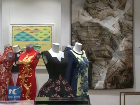 Chinese art and design exhibition held in Brussels