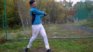 Бейсбольное отбивание