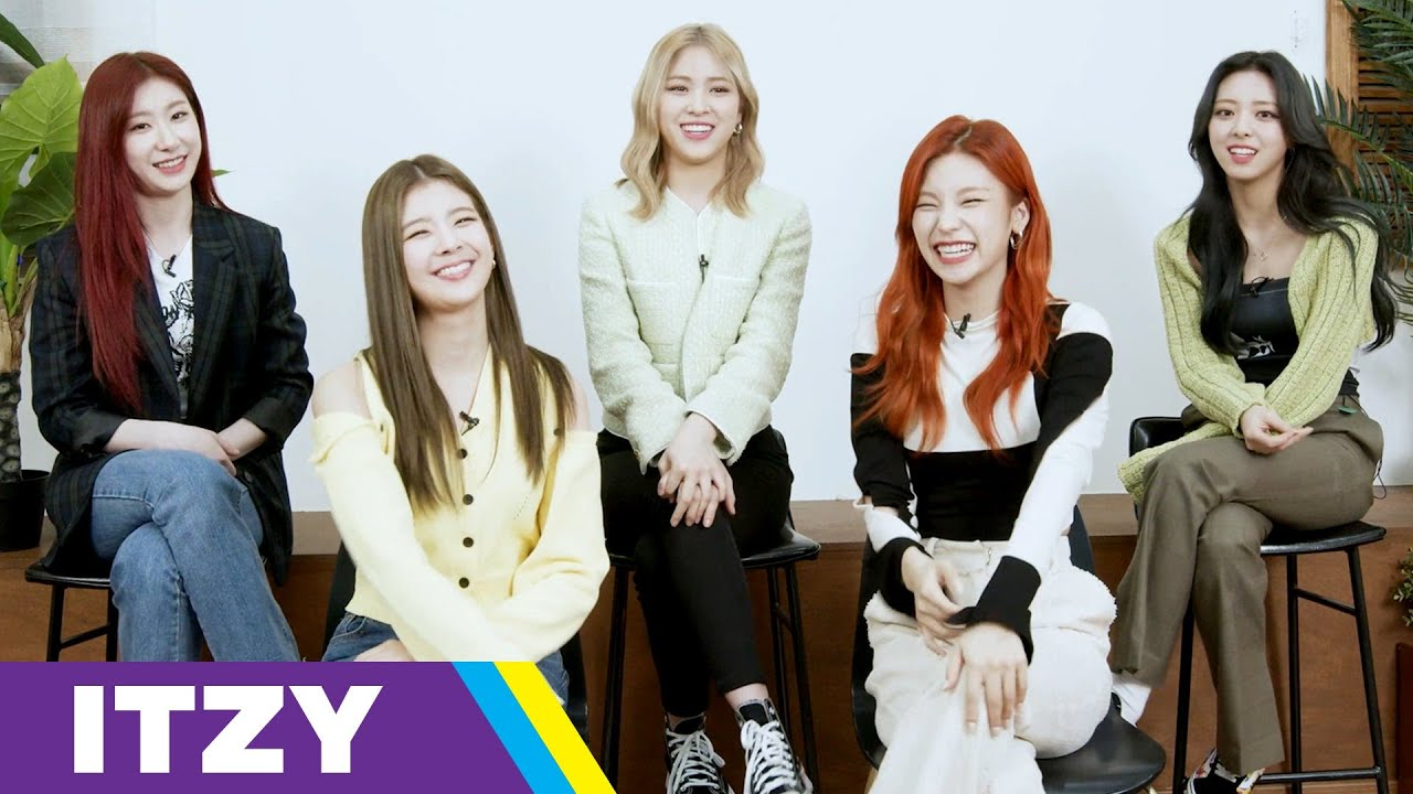 ITZY Ranks Their Songs