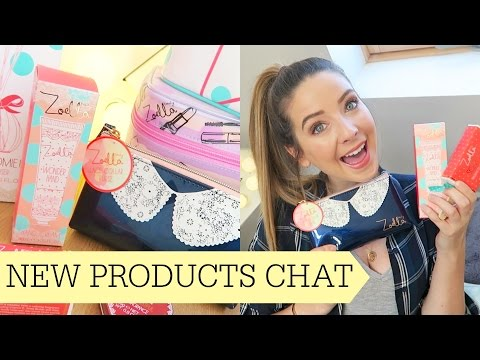 NEW PRODUCTS CHAT (RAMBLE)
