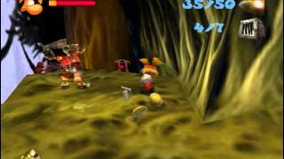 Rayman 2 - The Great Escape - Death by Robo-Pirate - User video