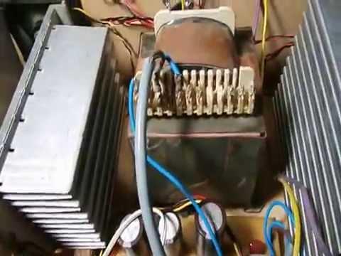 Circuito De Amplificador De Audio De 1000w Pdf : Amplificador de watts youtube