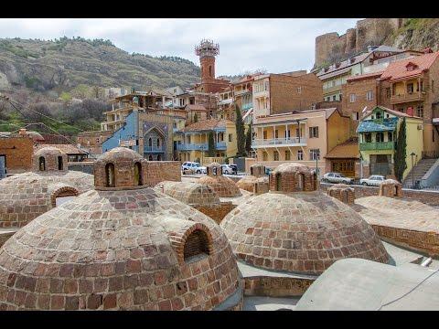 السياحة المذهلة | تغطية الأخ أحمد الحميد لعاصمة جورجيا تبليسي | 2017 Tbilisi Capital of Georgia