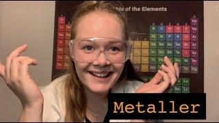 Metaller - hvad er det egentlig som de kan? (fysik/kemi)