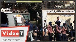 غاب الأمن عن مدارس البنات فانتشرت المعاكسات