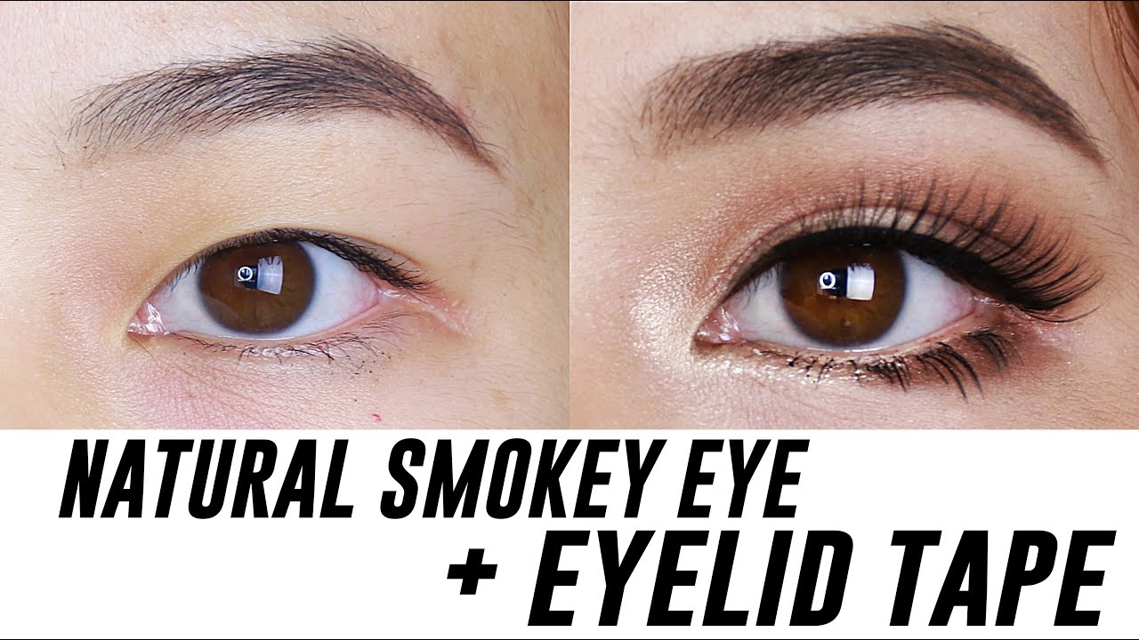 Smokey Eye Makeup For Small Hooded Monolid Eyes Tina Yong Youtube