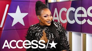 'RuPaul's Drag Race': A'keria C Davenport Says The 6-Way Lip Sync Was 'The Scariest Day' Of Her Life