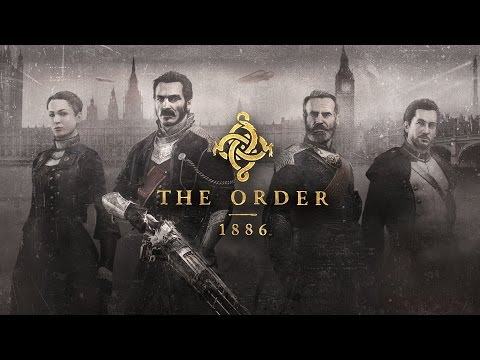 The Order: 1886 Demo on PS4 - Milano Games Week 2014