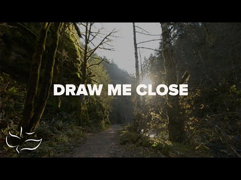 Draw Me Close | Maranatha! Music (Lyric Video)