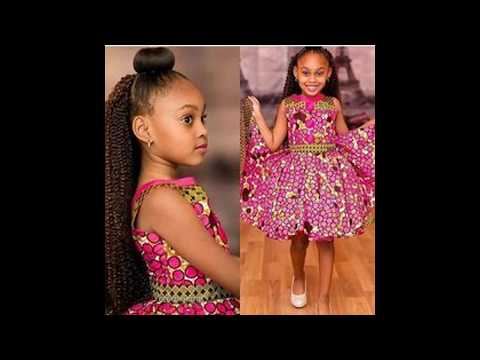 KIDDIES FABULOUSLY BEAUTIFUL ANKARA STYLES YOUR KIDS MUST HAVE