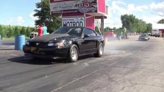 Coyote Swapped Mustang GT - 9.79@144 1/4 mile