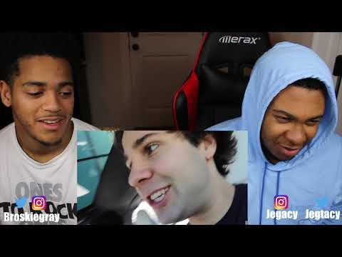 David Dobrik - Confronting Little Brother's Bully?! - Broskie Variety Reaction!