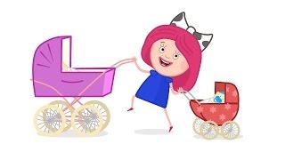 Погремушка для малыша - Смарта и чудо-сумка