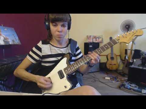 Jimi Hendrix - Pali Gap (cover)