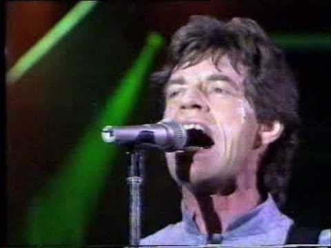 rolling stones miss you live 1990