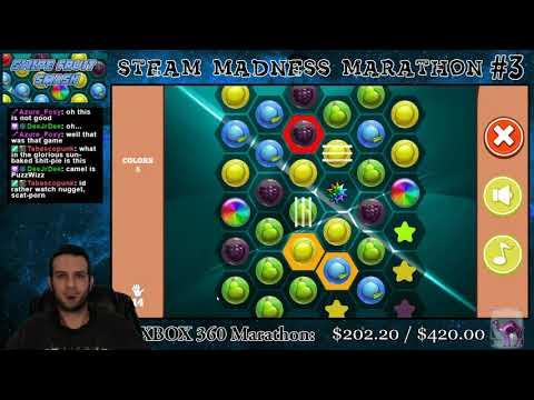 Steam Madness Marathon #3 22: Swipe Fruit Smash  