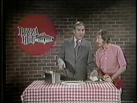 1971 Pizza Hut Tv Commercial With Ed Amp Doc Youtube