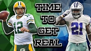 Contenders or Pretenders: Can the Cowboys or Packers Surge for #1 in the NFC? Week 5 NFL Matchup