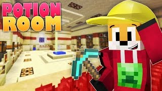 Minecraft Survival | AUTOMATIC POTION WORKSHOP | Foxy's Survival World [118]