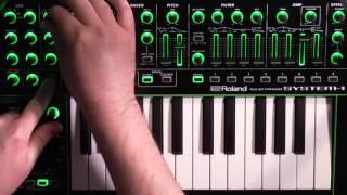 Школа синтеза от Roland: FM-колокольчики (FM Bell)