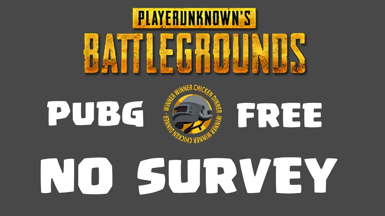 How to get PUBG for FREE 😍 [Steam Key - Online] - [Player Unknown  Battlegrounds FREE] in USA