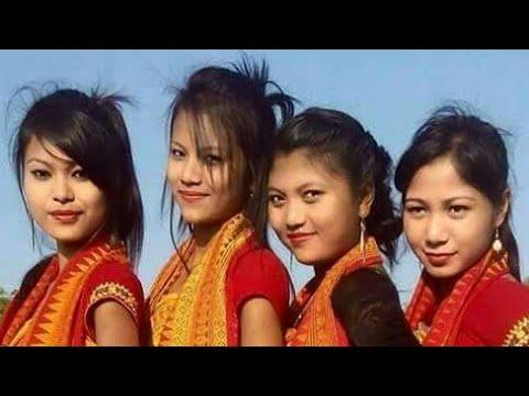 Iswr Nwngni Swrjinaya ll Latest Bodo Gospel Song 2017 ll Beautiful Bodo girls dancing