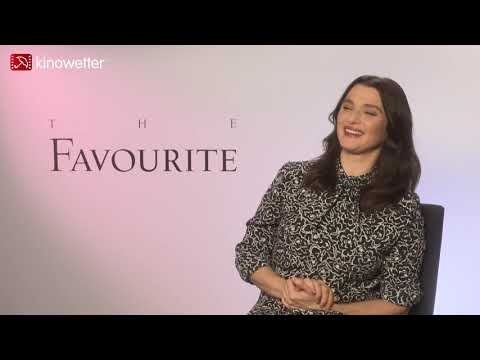Rachel Weisz THE FAVOURITE