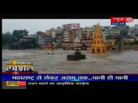 Flood in Assam turns grim on Sunday