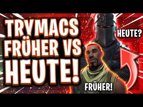 🤤➡️👨🎓TRYMACS FRÜHER vs HEUTE! | Vom Noob zum Pro in 6 Monaten?!