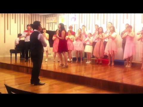Shyam choir - I say a little prayer for you