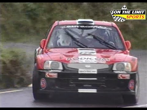 Circuit Of Kerry 2004  - Highlights 📺 (Irish Rallying) ☘️ 🏁