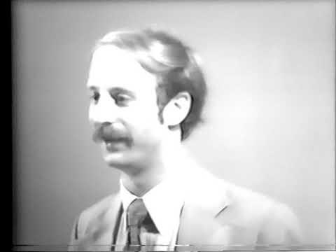 Paul Goldberger (October 13, 1976)
