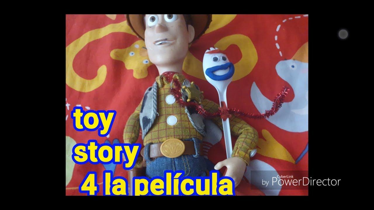Ver Toy story 4  la película  (  las aventuras con el nuevo juguete en Español