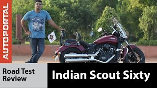 Indian Scout Sixty - Test Ride Review - Autoportal