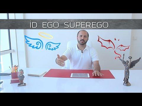 İd Ego Süperego