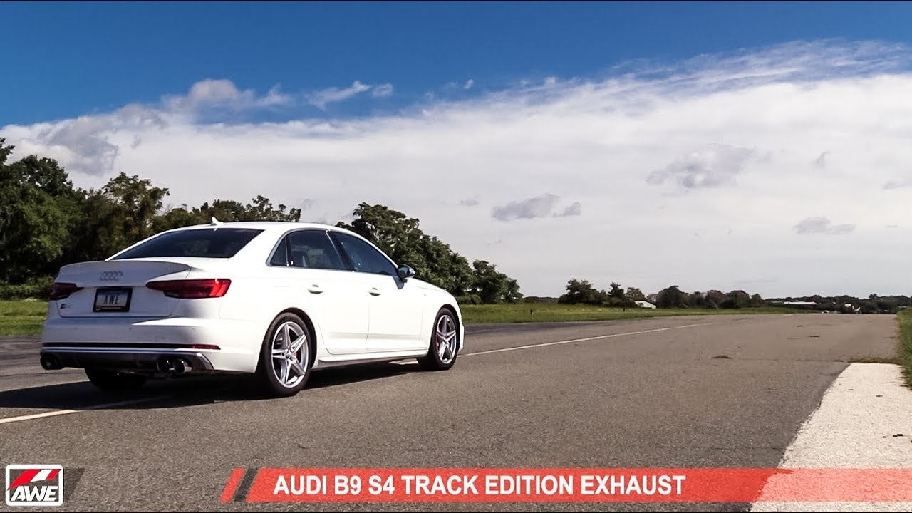 AWE Tuning Exhaust Suite for Audi B9 S5 - TAG Motorsports