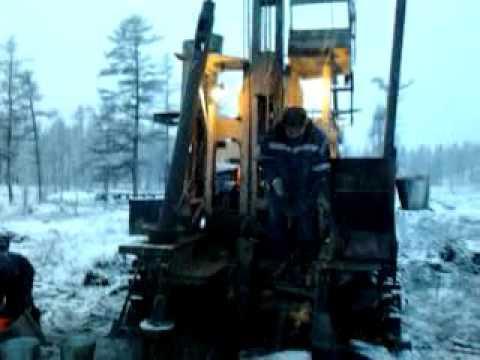 Работа на буровой ООО Янтарь БУ 20