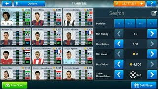 Dream league soccer 2019 APk 0 6. O5  MOD All Player unlocked & unlimited money
