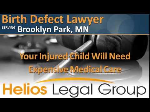 Brooklyn Park Birth Defect Lawyer & Attorney - Minnesota