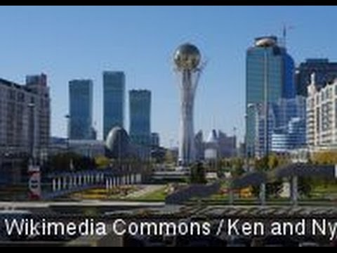 Kazakhstan's President Wants To Rename His Country