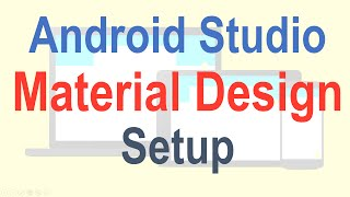 1: Android Material Design Tutorial Android Studio | Slidenerd(