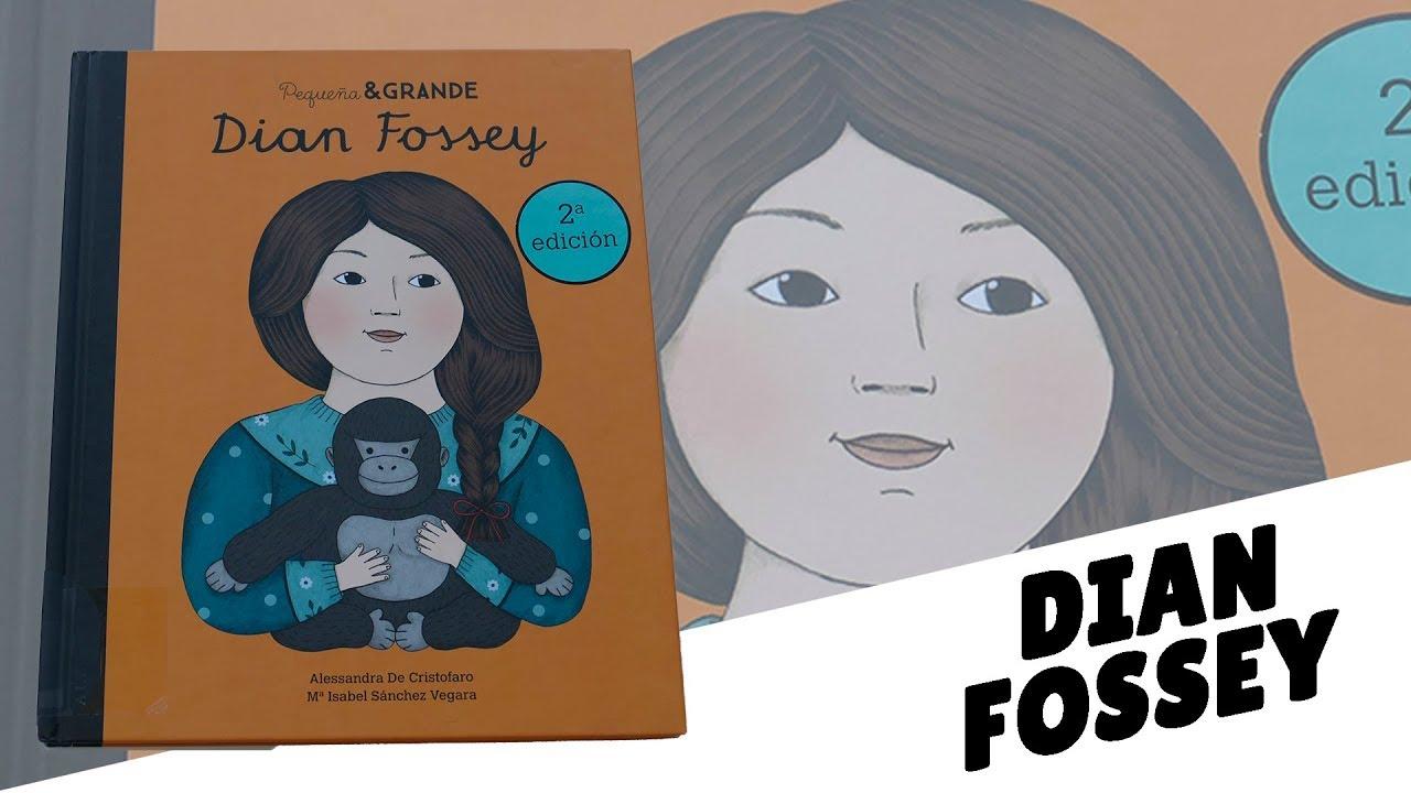 Dian Fossey · Mujeres que hicieron historia · Cuentacuentos · Cuento infantil · Cuento educativo