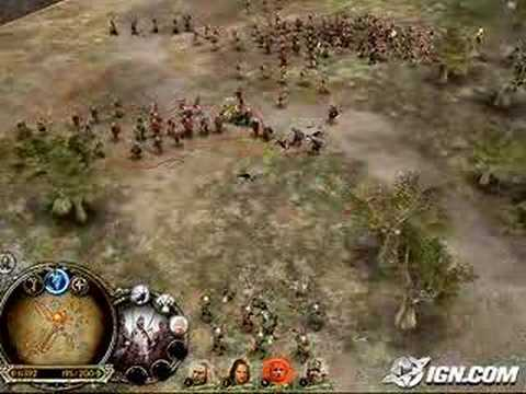 Battle For Middle Earth IGN Rohan Strategy