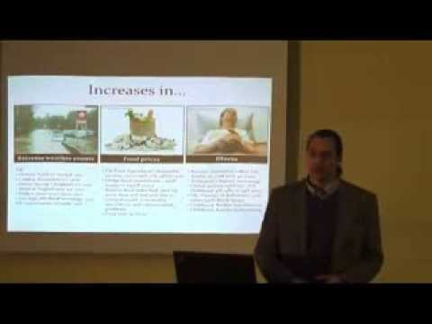Pilots Learn about Geoengineering & Chemtrails, presentation by David Lim, UK March 2013