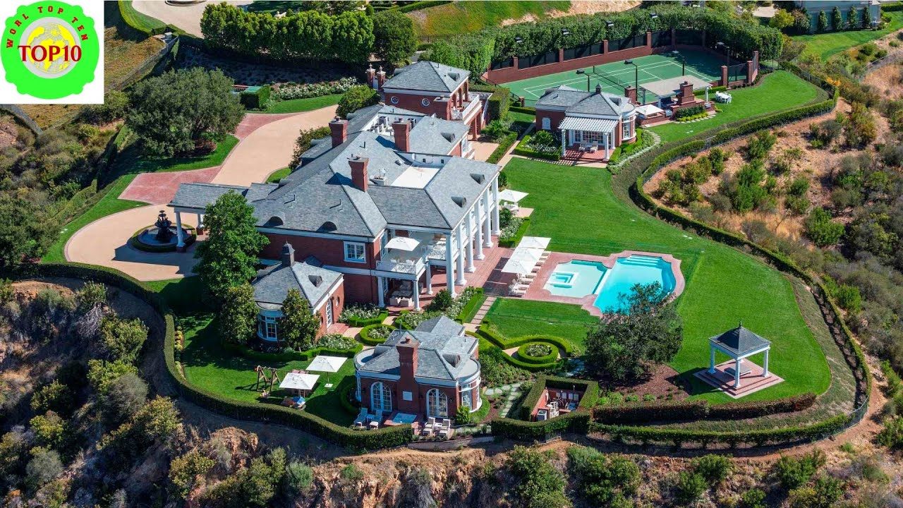 Top 10 biggest houses in the world youtube for A la maison westlake village