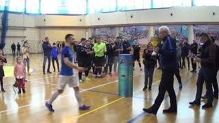 03 04 21 Мини футбол Чемпионат Калининградской области Церемония награждения