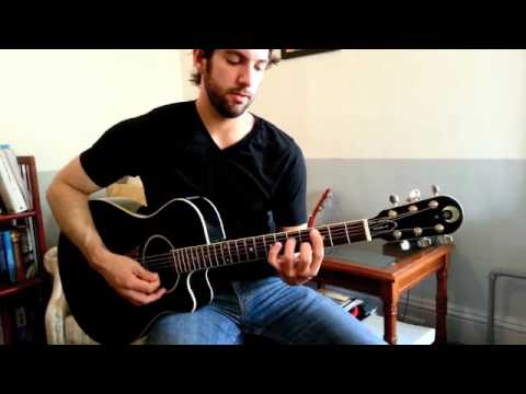 Bruno Mars - Treasure (Guitar Chords & Lesson) by Shawn Parrotte
