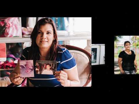 Muestra fotográfica de las uniones a temprana edad en Nicaragua
