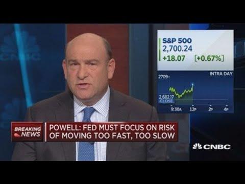 Powell: Rates just below range of neutral estimates